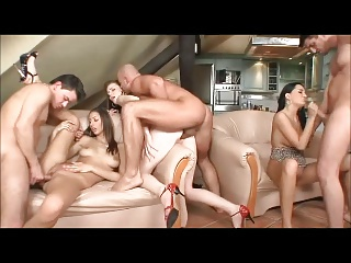 Home Swingers Party