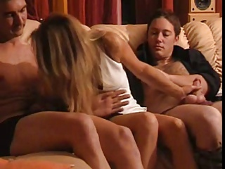 Friends Will Be Friends – Hot French Wife Shared (again)