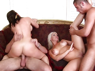 Pornstar Wife Swapping 1