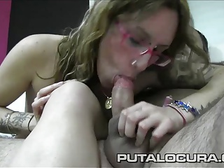 PUTA LOCURA Two Spanish Amateur Swinger Couples Fuck