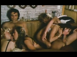 Vintage French  Orgies – Some Couples  Like It & Some Dont