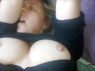 Nawty Milf Gets Fucked To A Quick Orgasm
