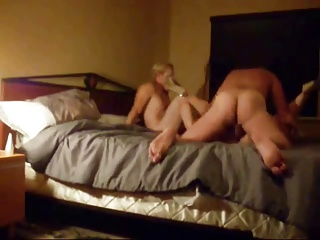 Homemade Threesome MMF – 46