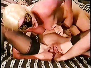 Homemade Threesome Hardcore Fisting And Toying