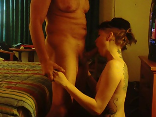 Slutwife With Hung Bull