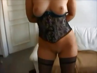 Amateur Blonde Ass Creampied