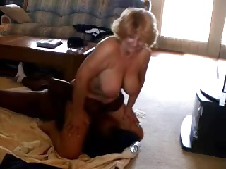 Horny Mature Wife Adoring Black Dicks