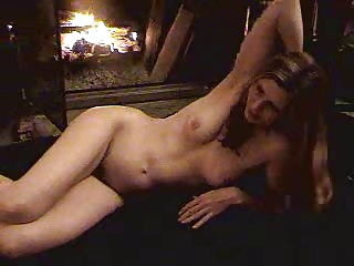 Two Men Ack Off On Amateur Hairy Mature Toni