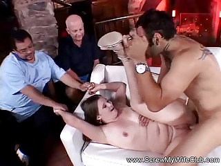 Exciting Swinger Housewife Love