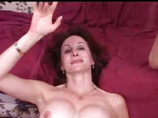Busty Mother Loves Young Cock