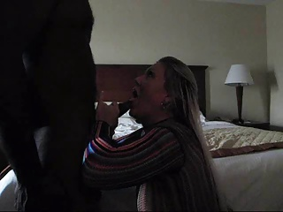Fucking A HOT Blonde Milf At A Conference