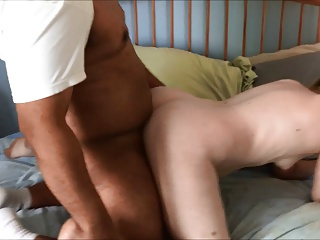 Blonde Wife Gets Fucked For First Time By BBC