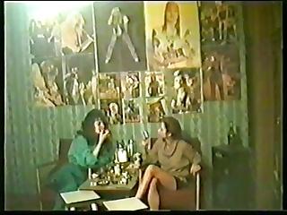 Russian Swingers. Amateur VHS Tape 90s. Part 2