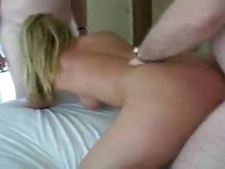 Wives Fucked By Friends And Swallowing Part 2